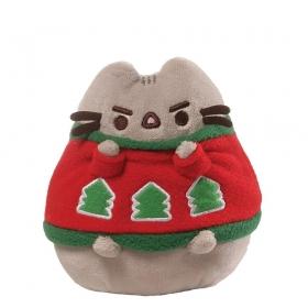 Pusheen™ Holiday Sweater plush 12cm