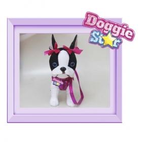 Torebka / maskotka - buldog francuski Doggie Star