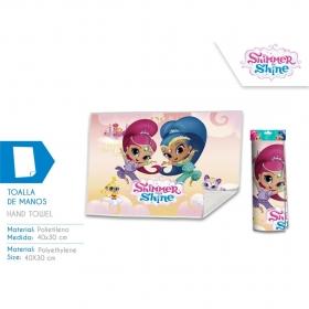 Ręcznik do rąk Shimmer i Shine