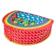 Playmat / swimming pool with balls