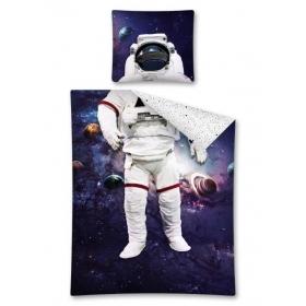 Astronaut bedset 160x200 cm