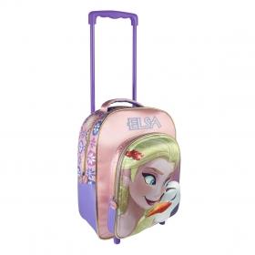 Frozen wheeled trolley backpack 41 cm