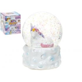 Unicorn snow ball