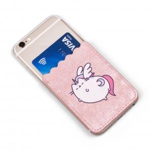 Pusheen phone pocket