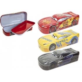 Cars metal pencil case