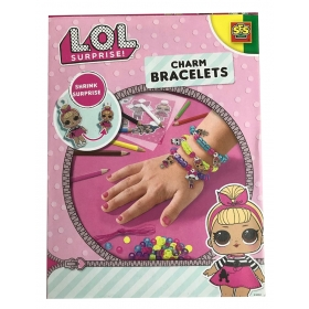 LOL Surprise charms bracelet