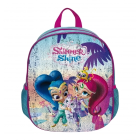 Shimmer and Shine sequins backpack