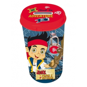 Jake and The Never Land Pirates metal coin box