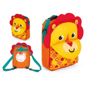 Fisher Price 3D backpack – lion