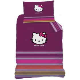 Hello Kitty bedset 140x200 cm