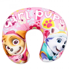 Paw Patrol neck pillow