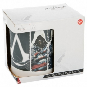 Stor Taza Ceramica 325 Ml. En Caja De Regalo Assassins Creed