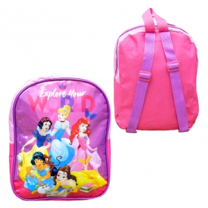 Princess backpack 29 cm