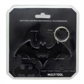 Batman multi toll keychain