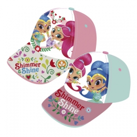 Shimmer and Shine baseball cap