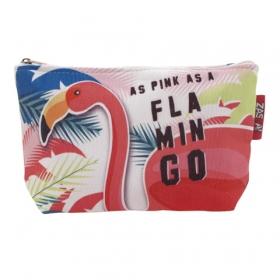 Zaska Flamingo vanity case