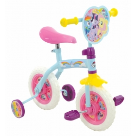 "My Little Pony Multi Character 2-in-1 10"" Bike"