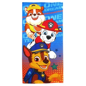 Paw Patrol micofibre towel