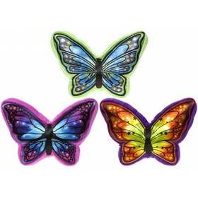 Printed Butterfly Plush