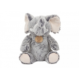 2-Tone Luxury Elephant plush