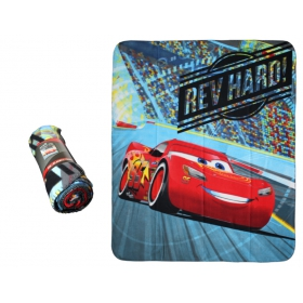Cars fleece blanket