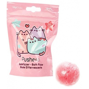 Pusheen Bathfizzer 100 g
