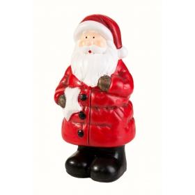 Decorative Christmas figurine Santa Claus