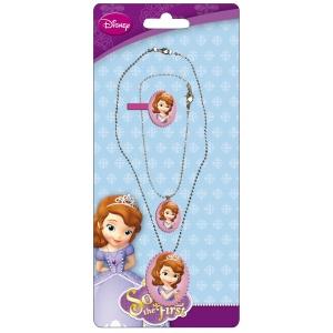 Komplet biżuterii Księżniczka Zosia