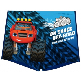Blaze and Monster Machines swim shorts