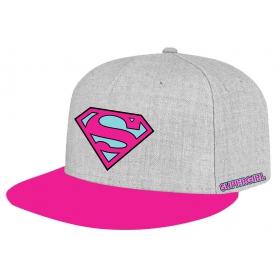 Superwoman baseball cap